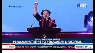 Video (Full) Pesan Megawati di Perayaan HUT ke-46 PDIP MP3, 3GP, MP4, WEBM, AVI, FLV Januari 2019