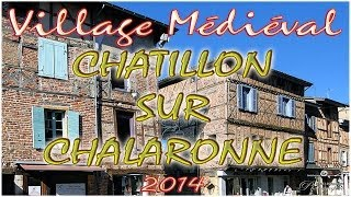 Chatillon-sur-Chalaronne France  City pictures : VILLAGE MEDIEVAL DE CHATILLON SUR CHALARONNE