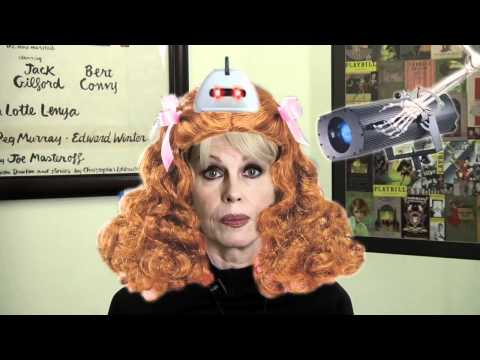 PLAYBILLVIDEO - http://www.playbill.com/video Joanna Lumley plays The Princess in Broadway's