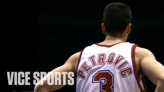 How Dražen Petrović Paved the Way for Croatian Basketball