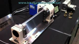Kitagawa MX160 with Trunnion Bed