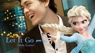 Let It Go (from 'FROZEN') - Roger DiLuigi feat. Danny Lopatka
