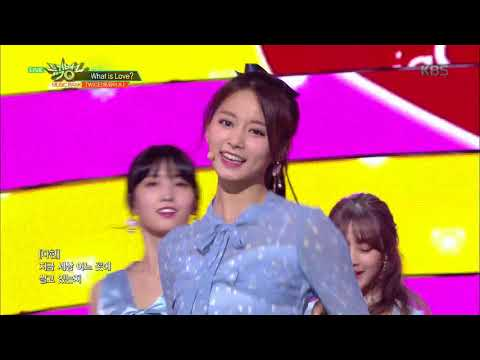 뮤직뱅크 Music Bank - What Is Love? - TWICE(트와이스).20180420