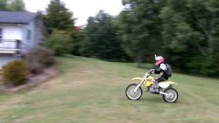 6. suzuki 85 yard jump HUGE AIR