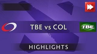 The Big Egos vs compLexity Gaming - Kiev Major Open Qualifier - Dota Highlights