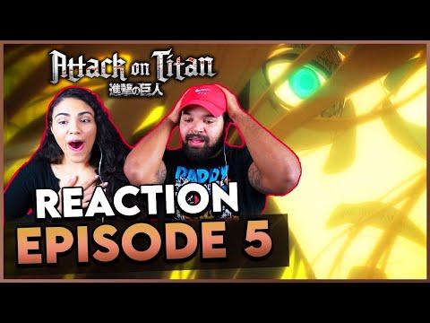 "EREN: I KEEP MOVING FOWARD - Attack on Titan Season 4 Episode 5 ""Declaration of War"" Reaction"