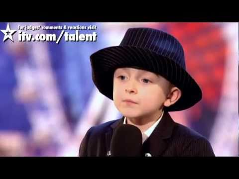 Lovely British boy at Britain's Got Talent 2011 audition – Robbie Firmin