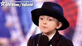Lovely British boy at Britain's Got Talent 2011 audition - Robbie Firmin