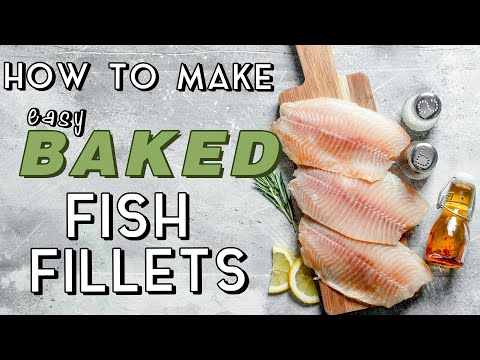 Video of Fish Recipes!
