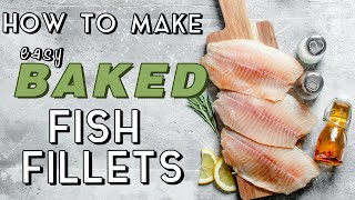 Fish Recipes! YouTube video