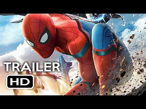 XxX Hot Indian SeX Spider Man Homecoming Official Trailer 3 2017 Tom Holland Movie HD.3gp mp4 Tamil Video