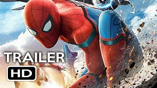 Spider-Man: Homecoming Official Trailer #3 (2017) Tom Holland Movie HD