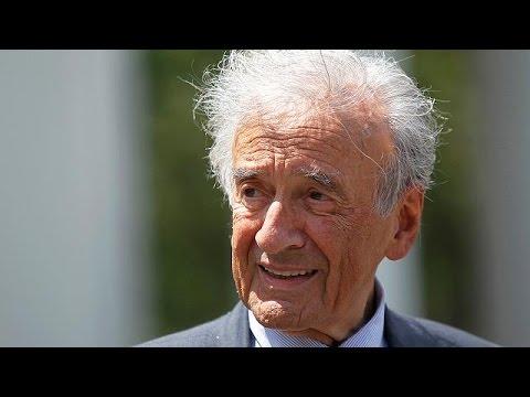 Απεβίωσε σε ηλικία 87 ετών ο Νομπελίστας συγγραφέας, επιζών του Ολοκαυτώματος Έλι Βίζελ