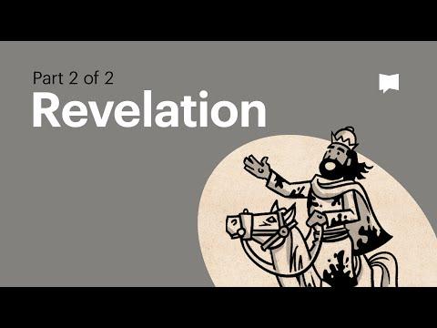 Read Scripture: Revelation Ch. 12-22