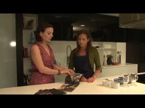 Sopa de tomate no Casa e Cia na Cozinha
