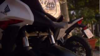 9. 2013 Honda CB500F - CB500X - CBR500R official video HD