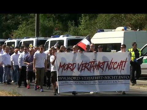 Γερμανία: Μικρή συμμετοχή σε νεοναζιστική συγκέντρωση