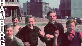 Video Hamburg 1948 - Rare Footage in color and HD MP3, 3GP, MP4, WEBM, AVI, FLV Desember 2018