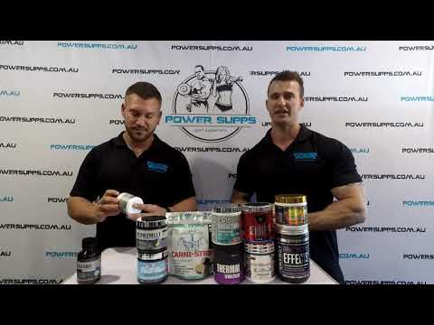 Fat burner - Power Supps Fat Burning Stacking Options