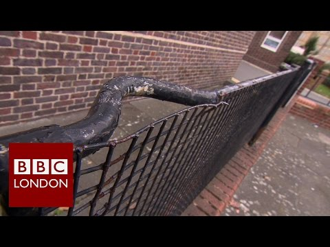 The hidden history of London's railings.