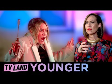 'Stiff Competition' Younger Ep. 5 Highlight | TV Land