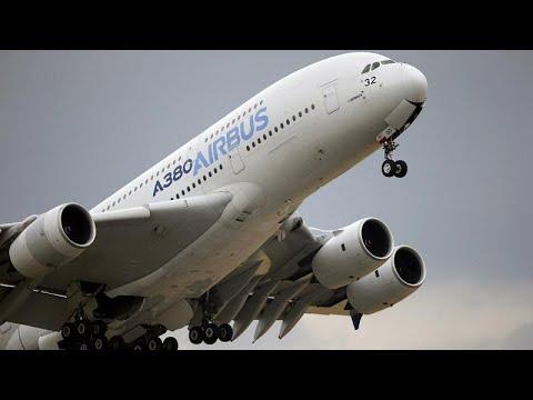 Milliardenstrafe: Airbus muss binnen zehn Tagen überw ...