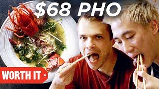 Video $7 Pho Vs. $68 Pho MP3, 3GP, MP4, WEBM, AVI, FLV Mei 2018