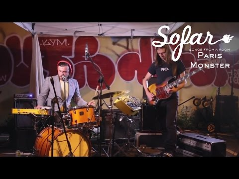 Paris Monster - Moles & Hot Canyon Air | Sofar NYC