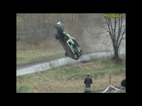 Rally Crash Compilation by MaxxSport