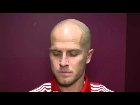 Video: Michael Bradley - October 25, 2014