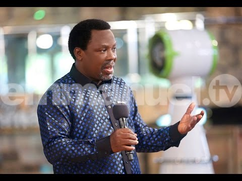 SCOAN 11/12/16: The Full Live Sunday Service with TB Joshua (Message, Prophecy &  Prayer Line)