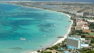 Aruba is an island in the southern Caribbean Sea, located about 1600 kilometres (990 mi) west of the Lesser Antilles and 29 kilometres (18 mi)[5] north of the ...