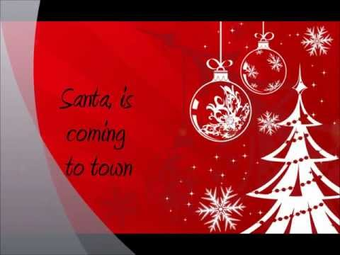 R5 Christmas is Coming Lyrics (Acoustic Version)