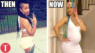 Video The Evolution Of Cardi B: From The Bottom To Queen of Rap MP3, 3GP, MP4, WEBM, AVI, FLV Juni 2018