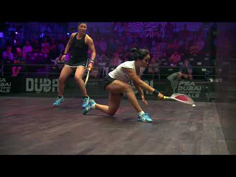 Squash coaching: Learn how to hit cross court!