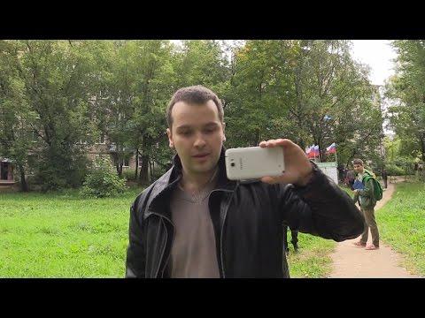 Инструктаж провокаторов в Костроме (видео)