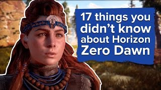 Video 17 things you didn't know about Horizon: Zero Dawn (new PS4 gameplay) MP3, 3GP, MP4, WEBM, AVI, FLV Desember 2017