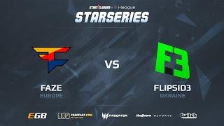 Flipsid3 vs FaZe, game 3