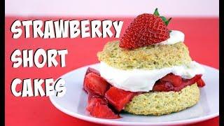 Strawberry Shortcakes || Gretchen's Bakery by Gretchen's Bakery