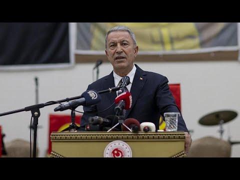 Νέες απειλές Ακάρ: «Η Τουρκία και ο στρατός της είναι έτοιμοι να κάνουν ότι χρειάζεται»…