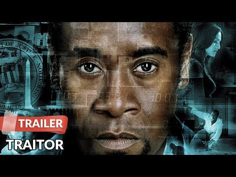 Traitor 2008 Trailer HD | Don Cheadle | Guy Pearce