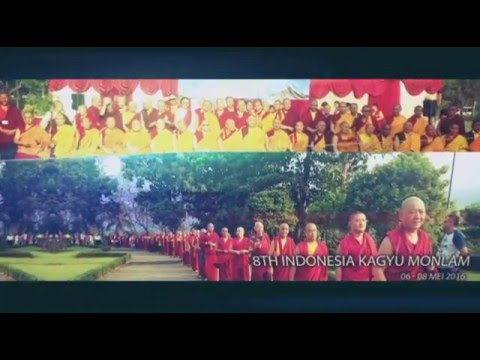8th INDONESIA KAGYU MONLAM (PROMO)