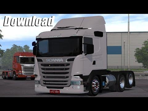 Scania Canal Reverse Especial 300, 400, 500 [1.28.x]