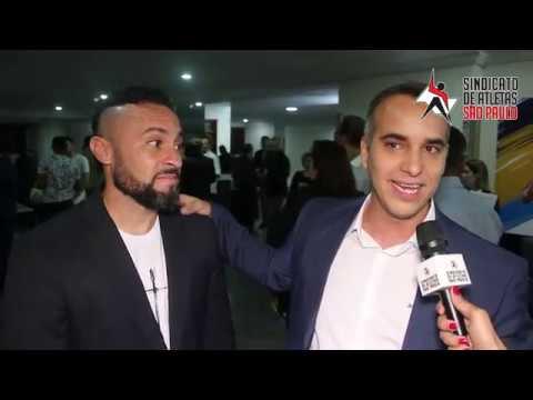 Premiação Seleção dos Atletas - Entrevistas Bastidores