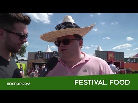 Bospop 2016 | Festivalfood