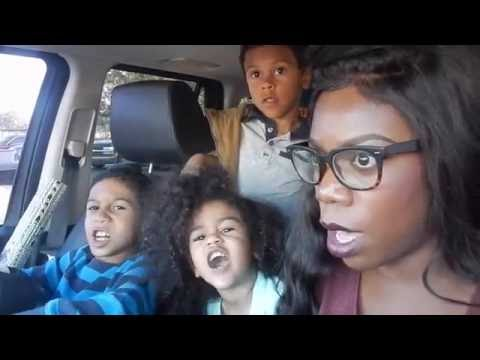 THE DROP OFF ** LETS GO SEE DAD** VLOG