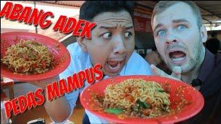 Video BuleKulineran| Bule makan Indomie Abang Adek Jakarta Kepedasan sama Boengkoes Network| FVLOG #26 MP3, 3GP, MP4, WEBM, AVI, FLV September 2018