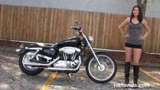 3. Used 2005 Harley Davidson Sportster 1200 Custom Motorcycles for sale