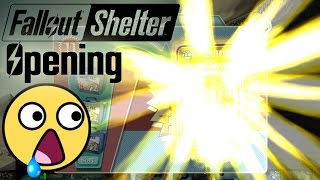 Fallout Shelter Android 15 Lunchbox Opening