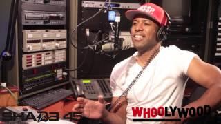 TRAVIS SCOTT vs DJ WHOO KID on the WHOOLYWOOD SHUFFLE on SHADE 45